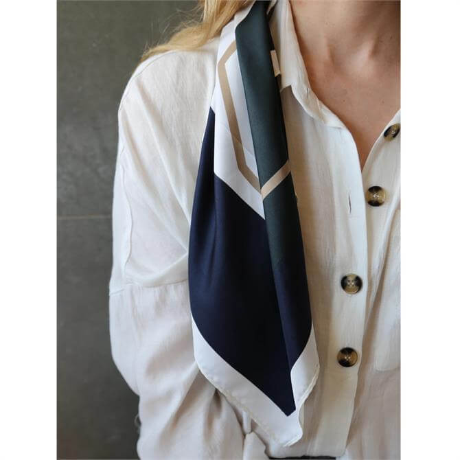 Tutti & Co Moonset Square Scarf