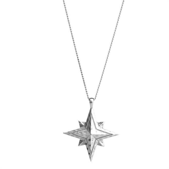 Tutti & Co Orion Silver Necklace