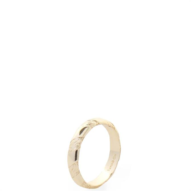 Tutti & Co Rope Ring