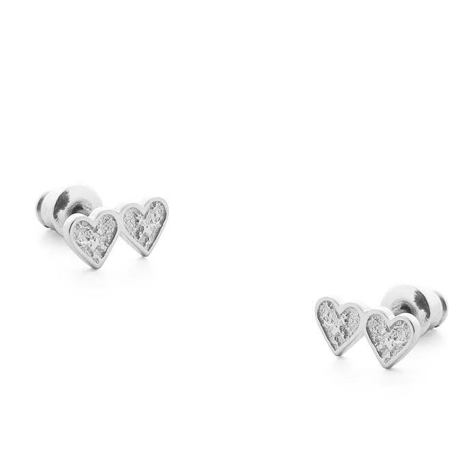Tutti & Co Heartbeat Earrings