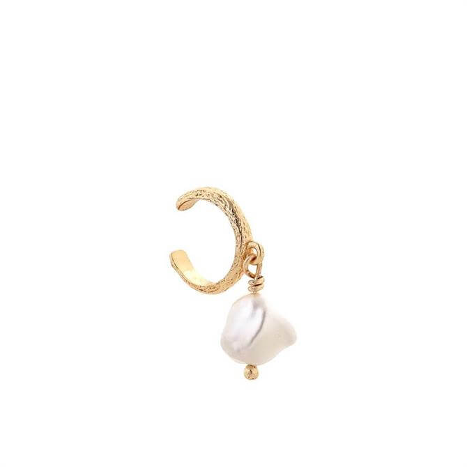 Tutti & Co Pearl Ear Cuff