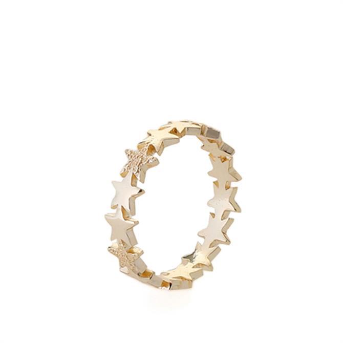 Tutti & Co Starburst Ring