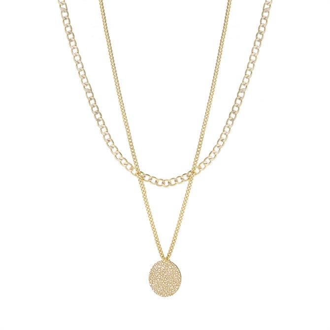 Tutti & Co Surface Necklace