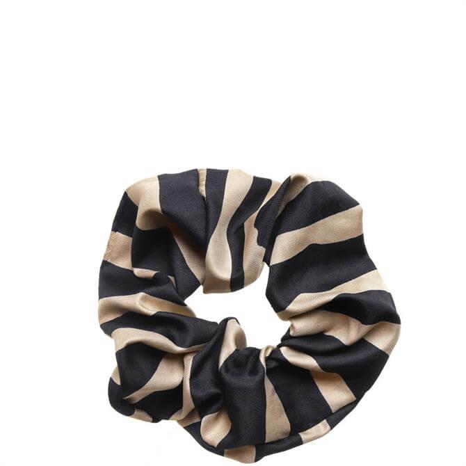 Tutti & Co Zebra Scrunchie
