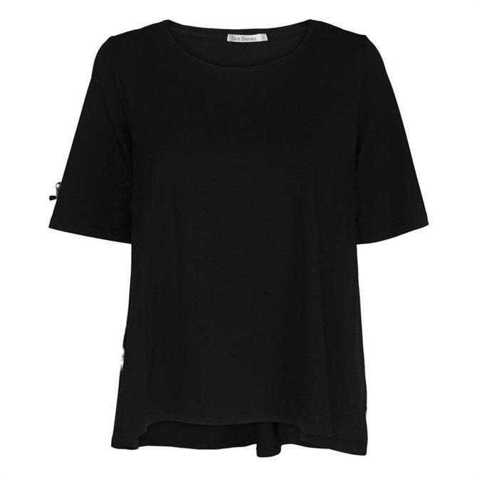Two Danes Blidah Jersey Swing T-Shirt