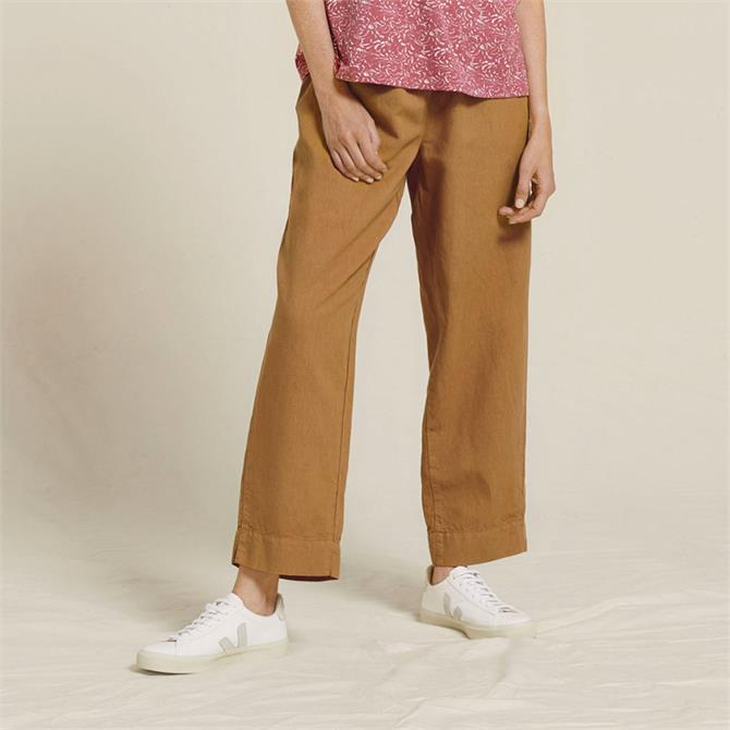 Two Danes Lalli Linen Cotton Trousers