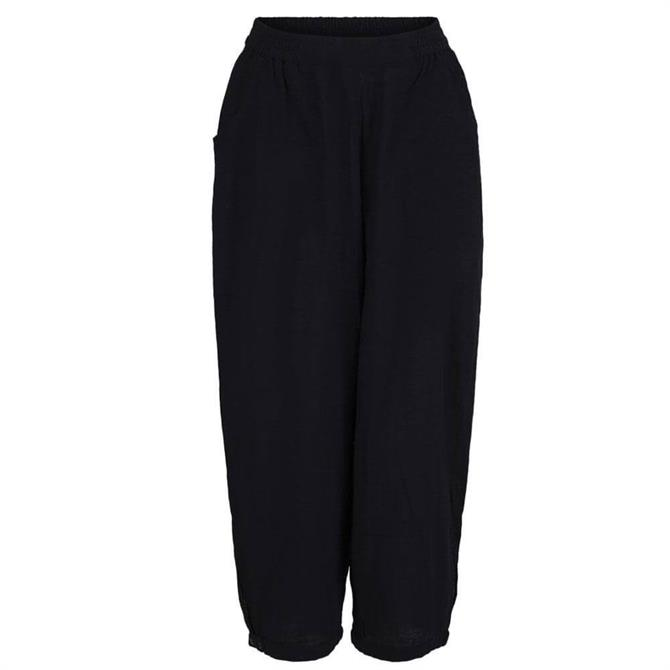 Two Danes Gizelle Tapered Cotton Trousers