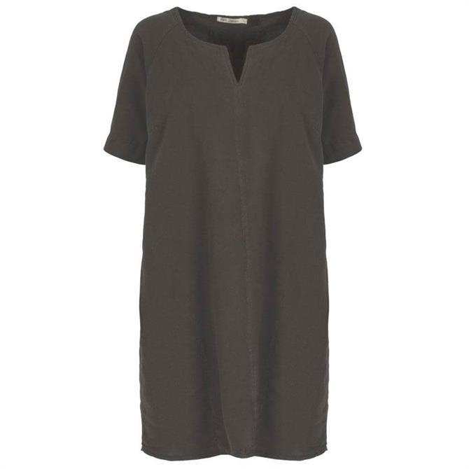 Two Danes Laica Short Sleeve Tunic Dress