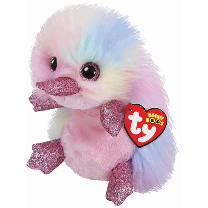 Ty Beanie Boos Petunia Platypus Baby Boo