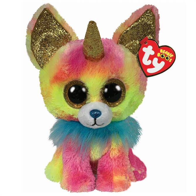 Ty Beanie Boos Yips Chihuahua Baby Boo