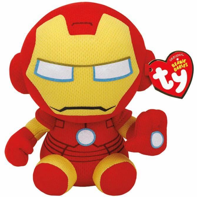 Ty Beanie Marvel Iron Man