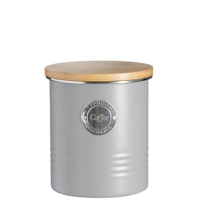 Typhoon Living Grey Storage Jars