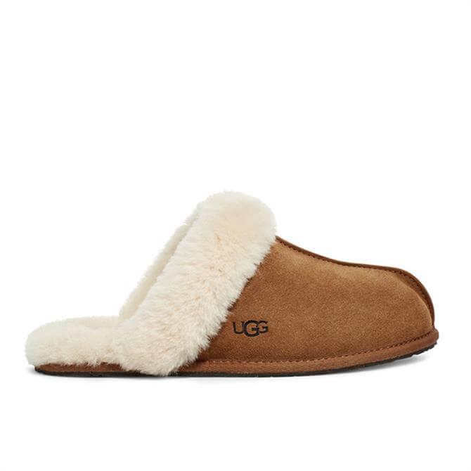 UGG Scuffette ll Chestnut Sheepskin Mule