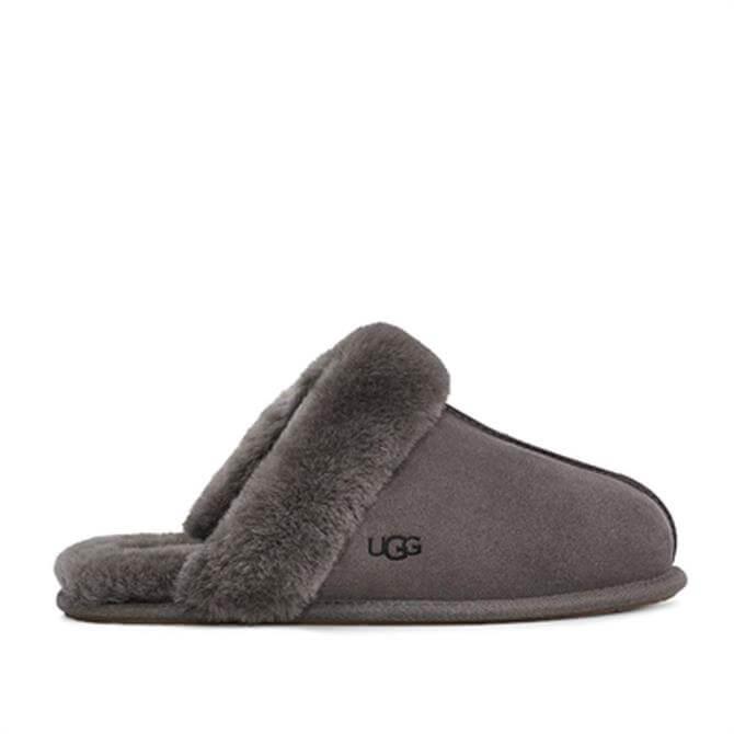 UGG Scuffette ll Thunder Sheepskin Mule Slippers