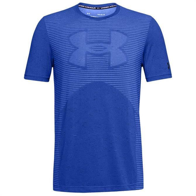 Under Armour Seamless Logo SS T-Shirt