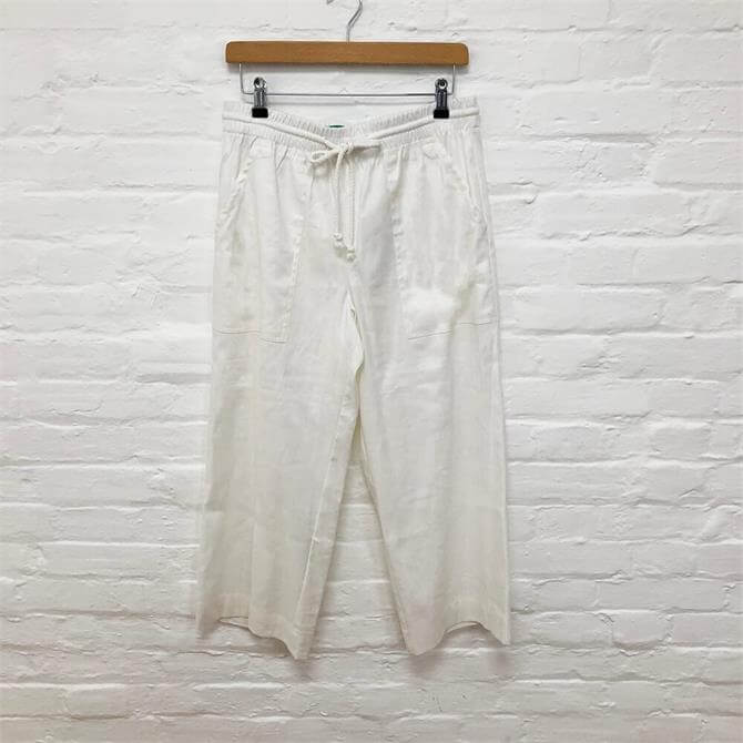 Benetton Cropoped Trousers