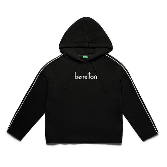 United Colors of Benetton Logo Hoodie