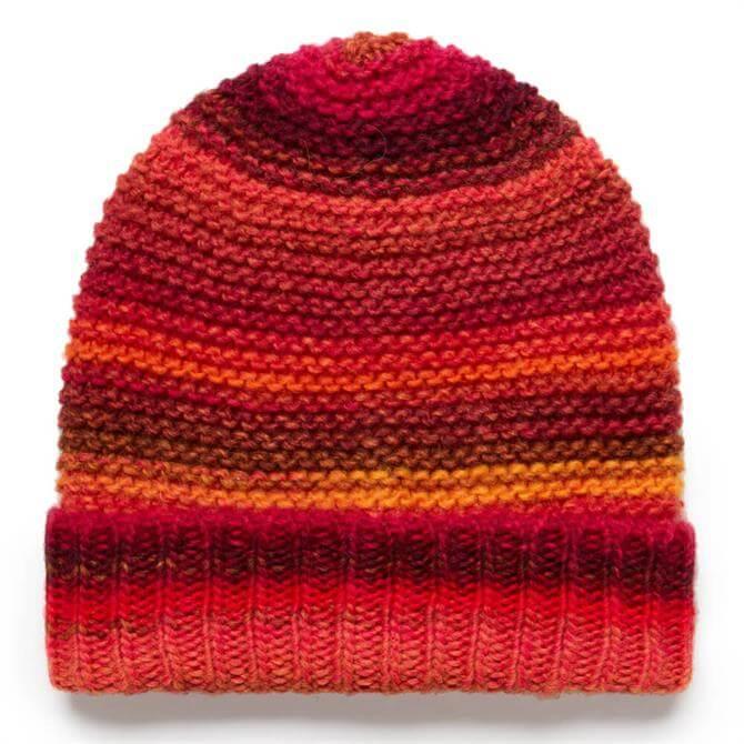 United Colors of Benetton Multicolour Knit Hat