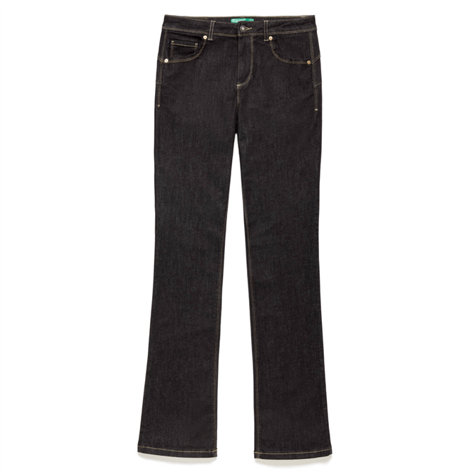 United Colors of Benetton Push Up Bootcut Jeans