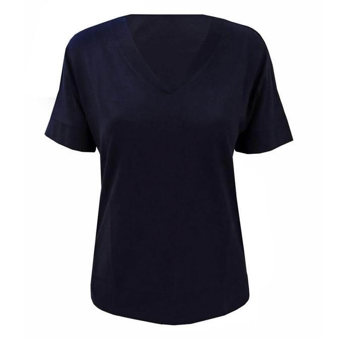 United Colors of Benetton V-Neck Women's T-Shirt