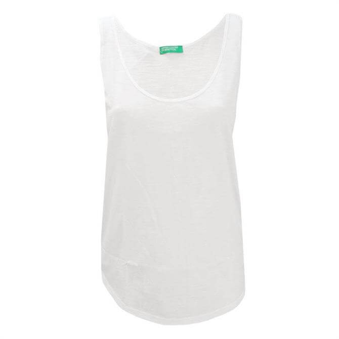 United Colors of Benetton 100% Cotton Tank Top