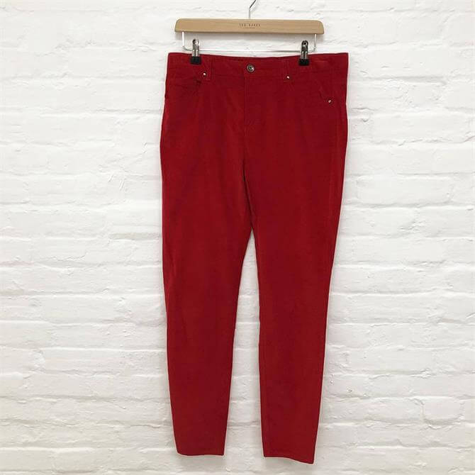 United Colors of Benetton Cord Trousers
