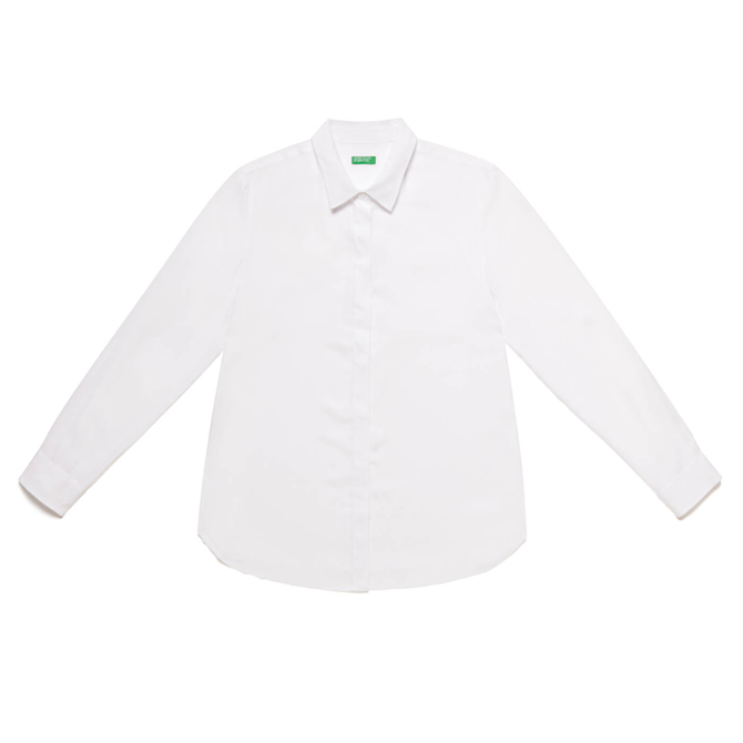 United Colors of Benetton Flowy Shirt