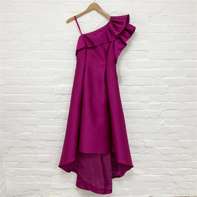 Adrianna Papell Cosmo Pink Dress