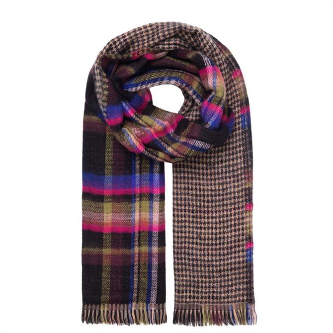 Unmade Copenhagen Cortney Checked Scarf