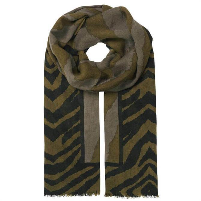 Unmade Copenhagen Petula Wool Scarf