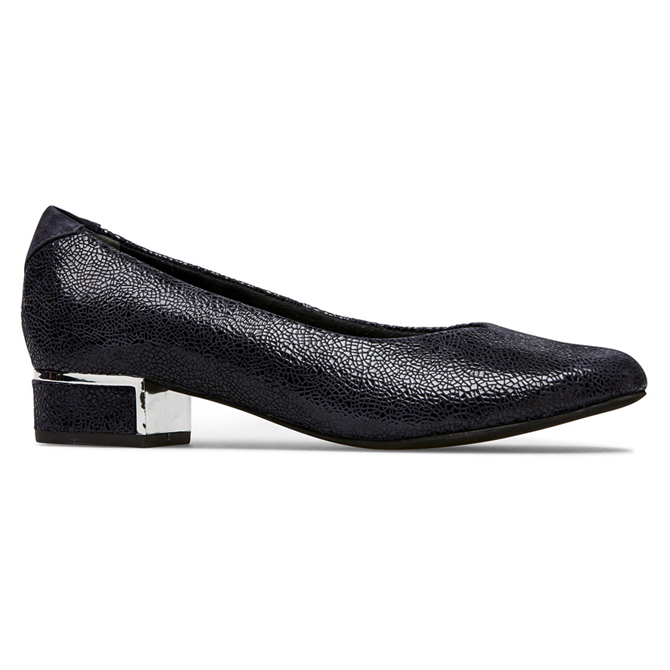 Van Dal Reece Midnight Crackle Shoes