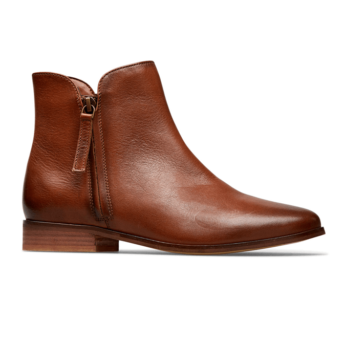 Van Dal Betsy Tan Ankle Boots