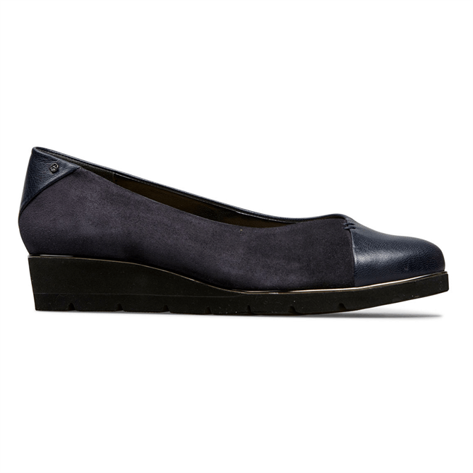 Van Dal Munro Midnight Wedge Shoes