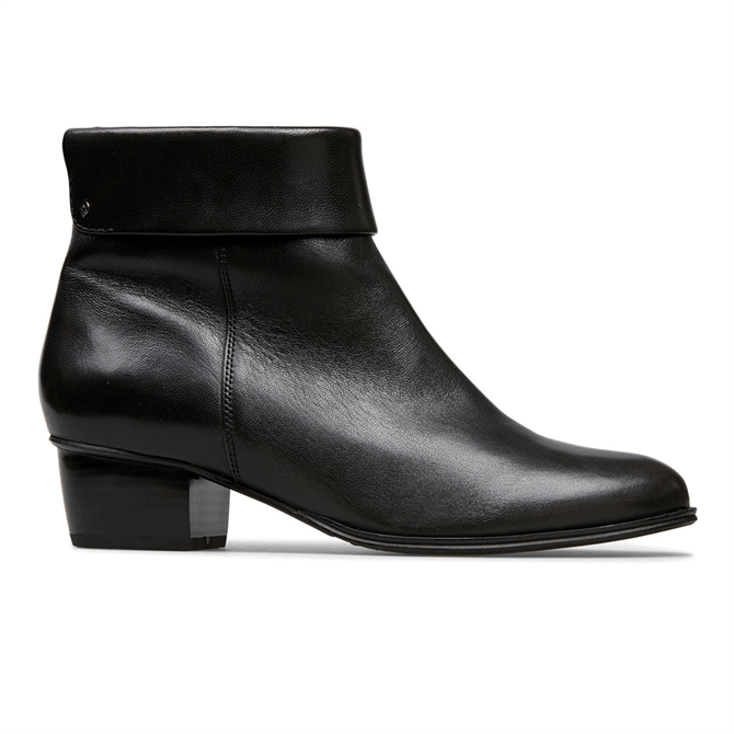 Van Dal Dove Black Boots