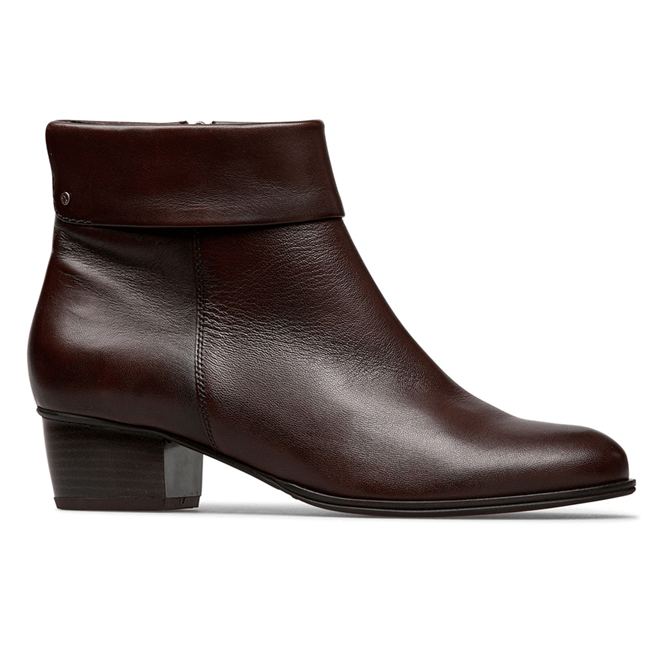 Van Dal Dove Conker Ankle Boots