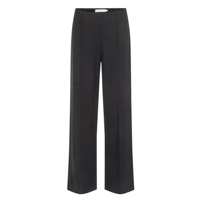 Pieces Riola Soft Wide Leg Trousers