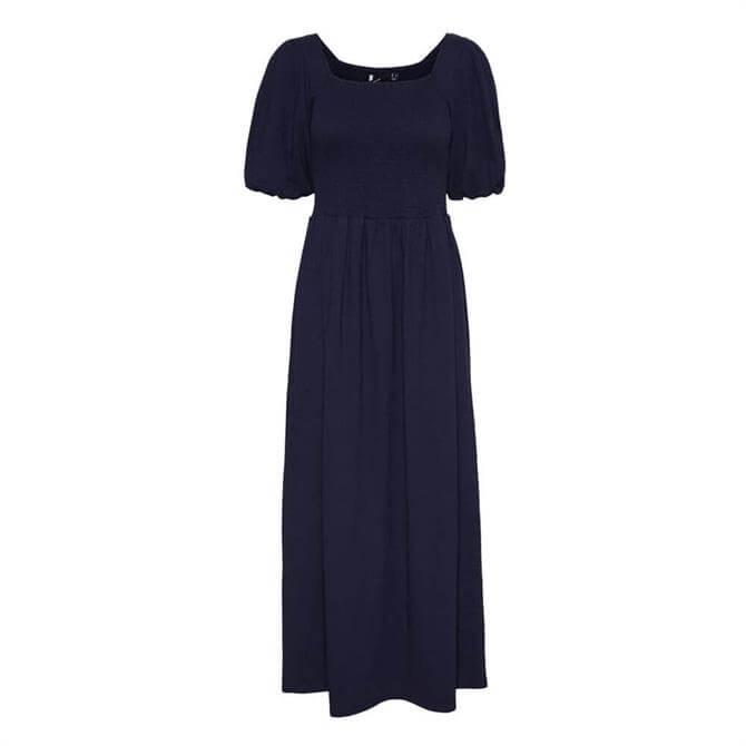 Vero Moda Alina Smock Maxi Dress