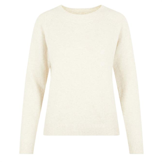 Vero Moda Doffy Round Neck Knit Sweater