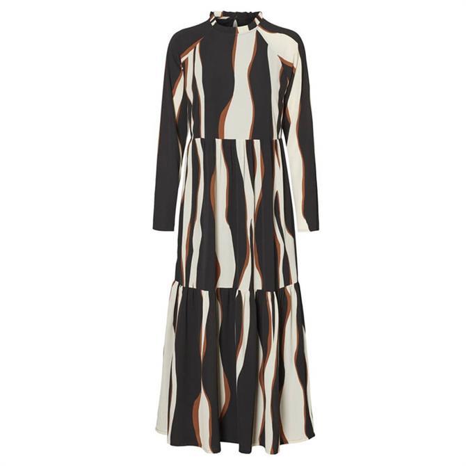 Vero Moda Fidela Printed Maxi Dress