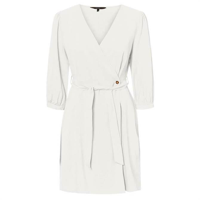 Vero Moda Helen Short Wrap Dress