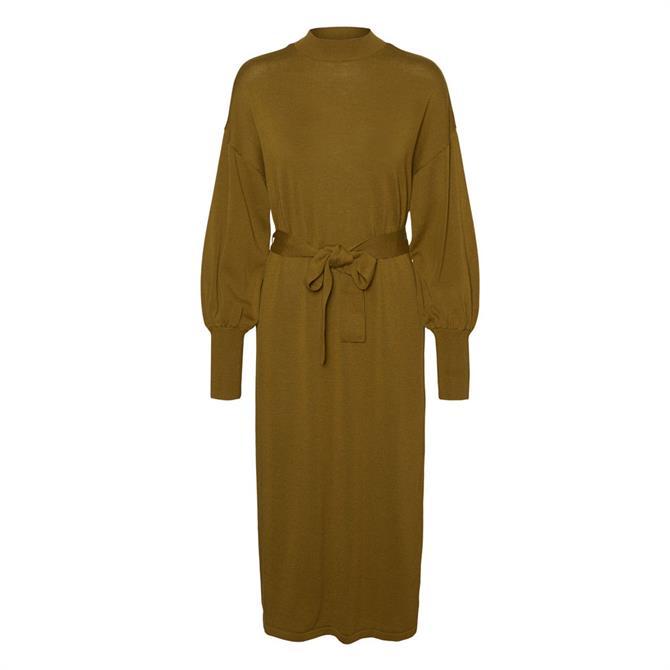Vero Moda Mela High Neck Knit Dress