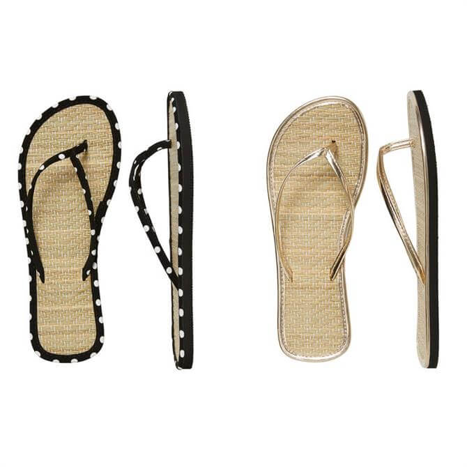 Vero Moda Nalle 2 Pack Beach Flip Flops