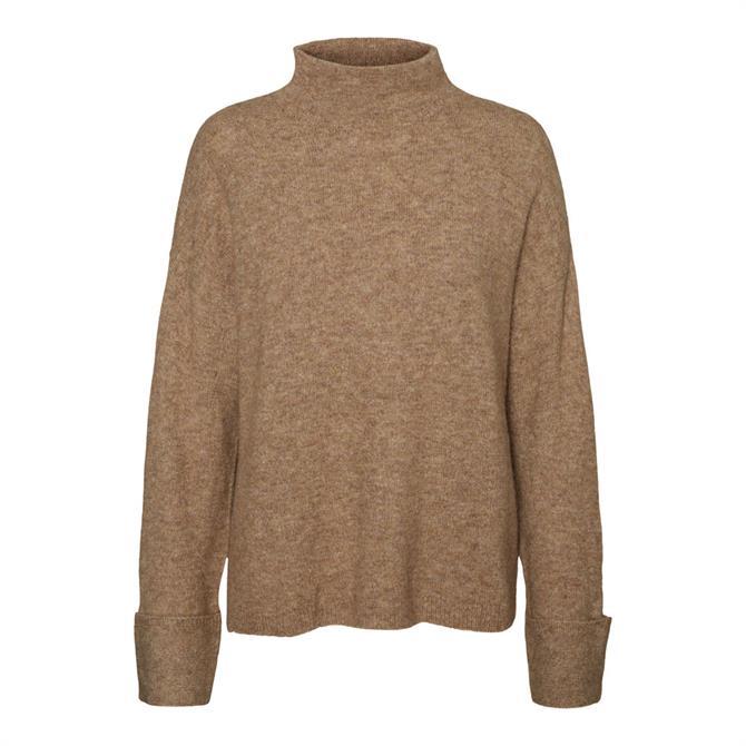 Vero Moda Plaza High Neck Sweater
