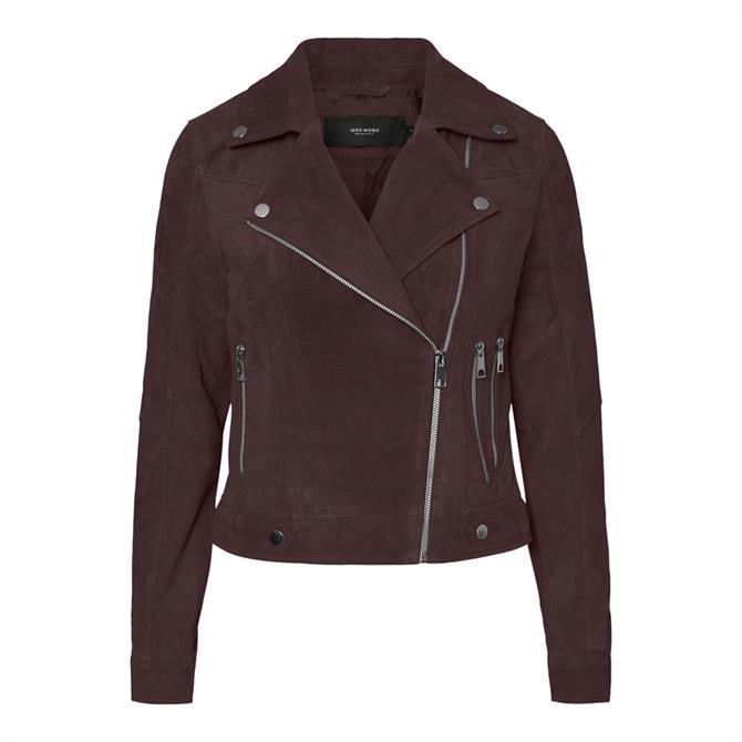 Vero Moda Royce Suede Jacket