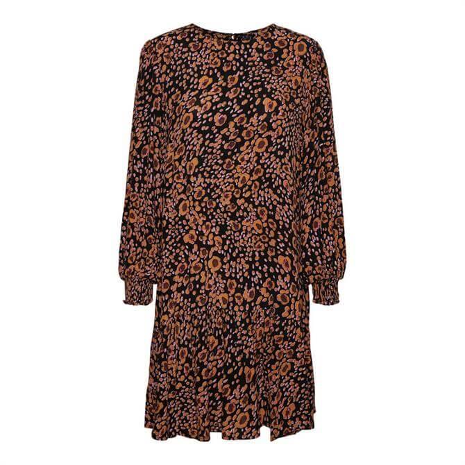 Vero Moda Sandra Patterned Short Dress
