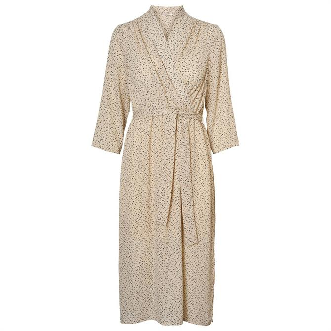 Vero Moda Kanya Printed Midi Dress