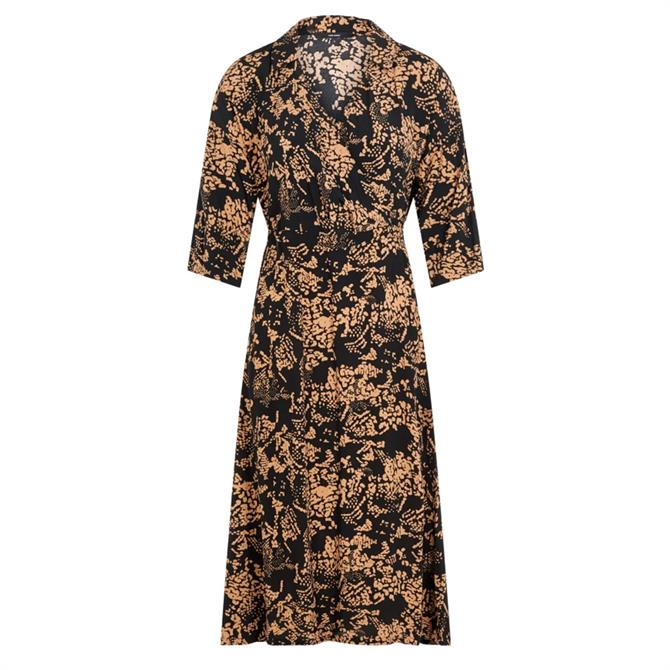 Vero Moda Printed Midi Dress