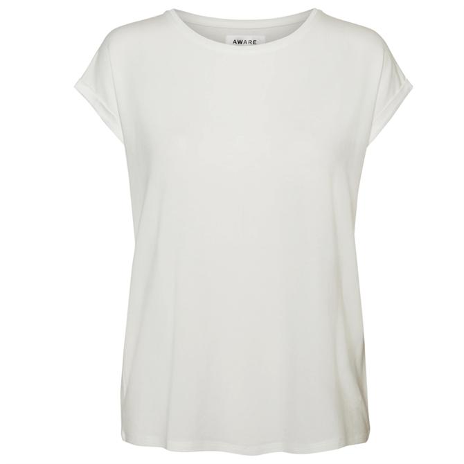 Vero Moda Aware Ava Cap Sleeved T-Shirt
