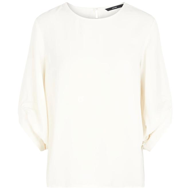 Vero Moda Carola 3/4 Puff Sleeve Top