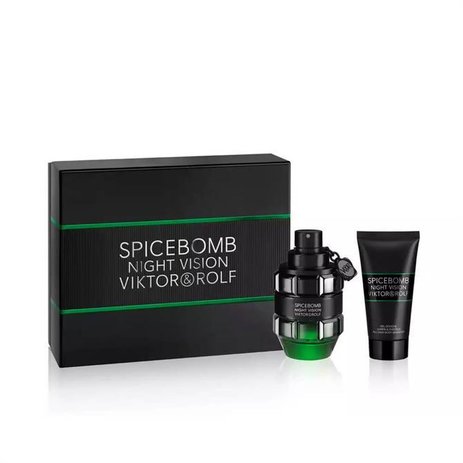 Viktor & Rolf Spicebomb Night Vision Eau de Toilette Christmas Gift Set